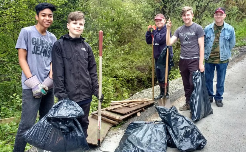 Help Clean Up Yorkson Creek